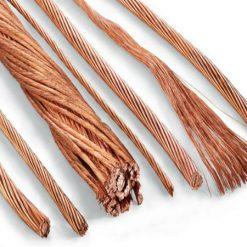 Cáp đồng trần 70 mm2