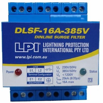 Thiết bị chống sét lan truyền LPI
